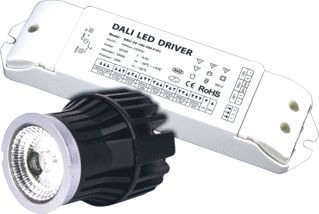 INVENT DESIGN LED DOWNLIGHT 17W DALI