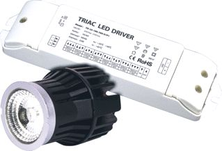 INVENT DESIGN LED DOWNLIGHT 17W TRIAC