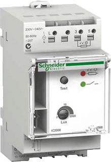 SCHNEIDER ELECTRIC SCHEMERSCHAKELAAR