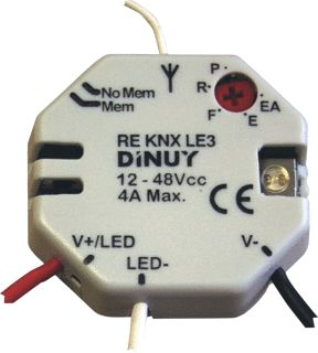 DINUY DIMMER PWM 12-48VDC / 4A