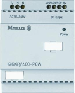 EATON MOELLER EASY400-POW VOEDING 1,25A/24DC