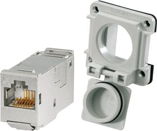 WEIDMULLER CONNECTOR IE-XM-RJ45/IDC