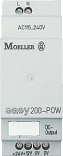 EATON MOELLER EASY200-POW VOEDING 0,35A/24DC