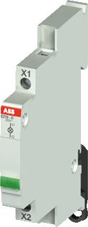 ABB SIGNLMP+LED E219-B220 WIT