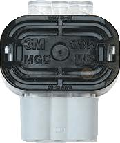 3M MOIST GUARD CONNECTOR ZAK VAN 25