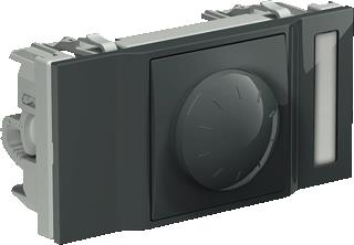 STAGO DIMMER 40-400W RL ANTRACIET