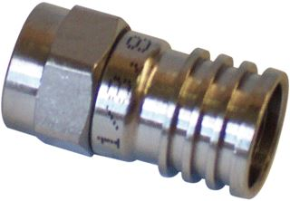 HIRSCHMANN F-CONNECTOR 1DLKRM SFC012