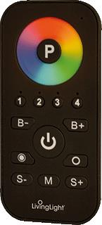 BAILEY COLOR PLAYER4 CONTROL RGB