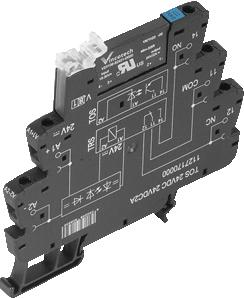 WEIDMULLER SOLID STATE RELAIS TOS 1P/0.1A/48VDC
