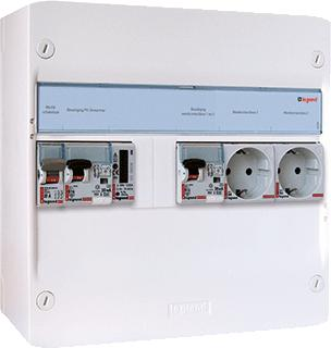 LEGRAND PV-VERDELER HS 2ALA 2WCD KWH
