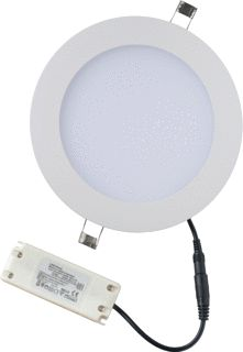 BAILEY LED DOWNL.240V 10W R CWWH