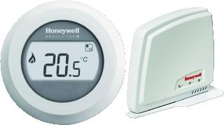 HONEYWELL ROUND MODULATION CONNECTED Y87C2004