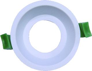 INVENT DESIGN LED DOWNLIGHT RINGDEEP 75MM WIT