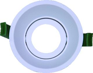 INVENT DESIGN LED DOWNLIGHT RINGDEEP 90MM WIT