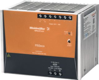 WEIDMULLER VOEDING PRO ECO 24V/960W/40A