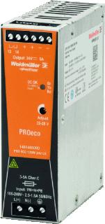 WEIDMULLER VOEDING PRO ECO 24V/120W/5A