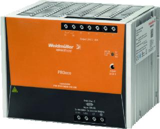 WEIDMULLER VOEDING PRO ECO3 24V/960W/40A