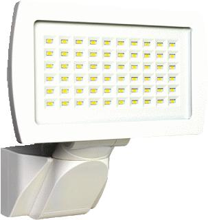 BEG LED-STRALER FL2N 60HP WIT