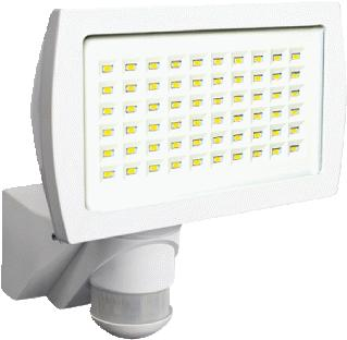 BEG LED-STRALER FL2N 230 60 WIT