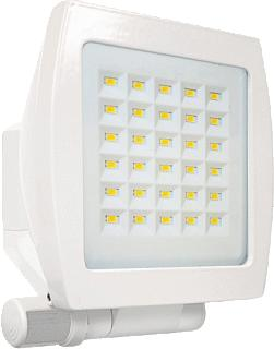 BEG LED-STRALER FL3N 130 30 WIT