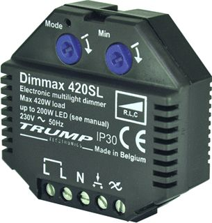 MAX4TECH DIMMAX 420SL LED DIMMER INBOUW