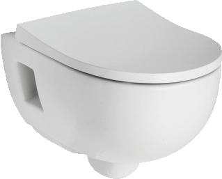 Sphinx Kiwa Toilet : Sphinx 300 basic wandcloset 28 diepspoel rimfree 35x53cm m keratect