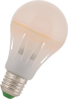 BAILEY LED A65 E27 240V 8W 2700K