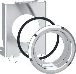 SCHNEIDER ELECTRIC MET FLUSH MOUNT KIT SS/IPB