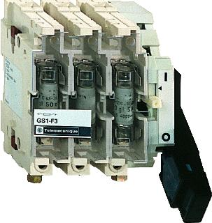 SCHNEIDER ELECTRIC LASTSCHEIDER 3P 50A INT/EXT RE