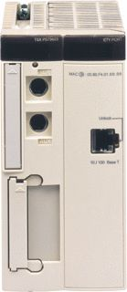 SCHNEIDER ELECTRIC PROCESSOR UNITY 57-20 ETHER