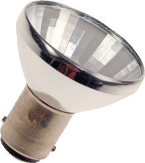 BAILEY ALULINE HALOGEENREFLECTORLAMP 56 BA15D 50W 10D