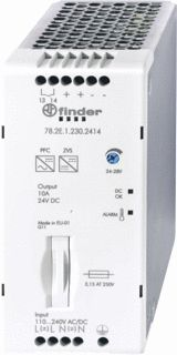 FINDER VOEDING 24VDC 10A 130W