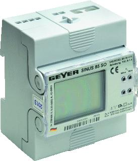GEYER KWH-METER 85A 3F DIRECT MID